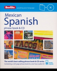 Berlitz Mexican Spanish Phrase Book & Audio CD