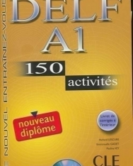 DELF A1 150 activités Livre + Audio CD