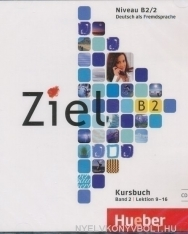 Ziel B2 Kursbuch Audio CD Band 2 Lektion 9-16