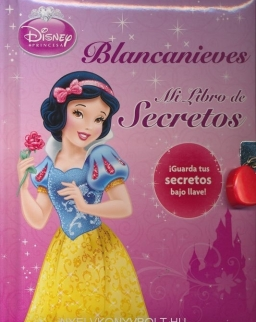 Blancanieves - Mi libro de secretos