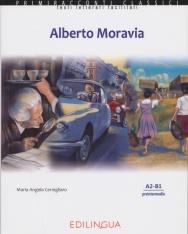 Alberto Moravia Con CD Audio (A2-B1)