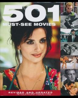 501 Must-See Movies (501 Series)
