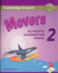 Cambridge English Movers 2 Student's Book for Revised Exam from 2018