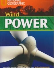 Wind Power - Footprint Reading Library Level B1