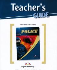 Career Paths - Police Teacher's Guide