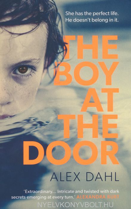 Alex Dahl: The Boy at the Door