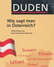 Wie sagt man in Österreich? Wörterbuch des österreichischen Desutsch