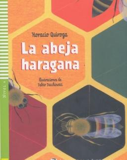 La abeja haragana - Lecturas ELI Infantiles y Juveniles Nivel 4