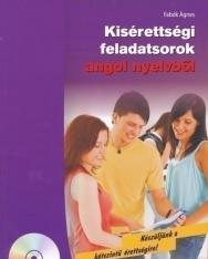 Kisérettségi feladatsorok angol nyelvből - Készüljünk a kétszintű érettségire.