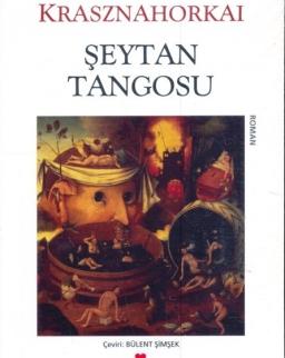 Krasznahorkai Laszló: Şeytan Tangosu (Sátántangó török nyelven)
