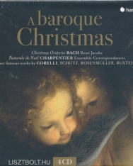 Baroque Christmas - 4 CD
