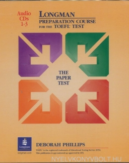 Longman Preparation Course for the TOEFL Test - The Paper Test Audio CDs