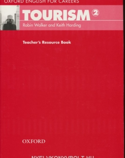 Tourism 2 - Oxford English for Careers Teacher's Resource Book