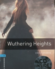 Wuthering Heights with Audio CD - Oxford Bookworms Library Level 5