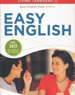 Living Language - Easy English Book & 3 Audio CDs Pack