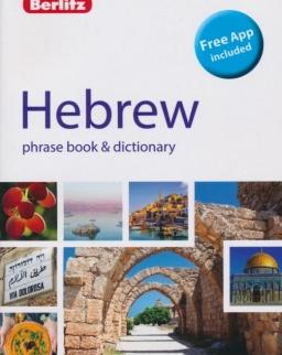 Berlitz Hebrew Phrasebook & Dictionary - Free App Included
