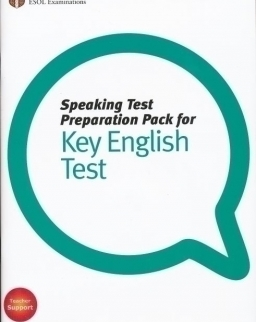 Speaking Test Preparation Pack for Key English Test for Schools with DVD