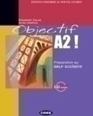 Objectif A2! with Audio CD