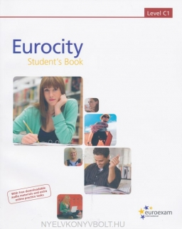 Eurocity Student's Book 2.0 Level C1 - With free downloadable audio and video material & extra online tests