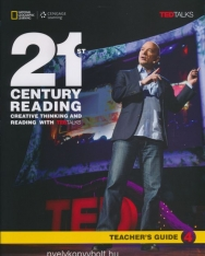 21st Century Reading 4 Teacher's Guide - Creative Thinking and Reading with TED Talks