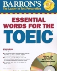 Barron's Essential Words for the TOEIC 4th Edition with  2 Audio CDs