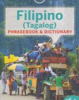 Filipino (Tagalog) Phrasebook and Dictionary 5th edition - Lonely Planet