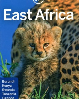 Lonely Planet - East Africa Travel Guide (11th Edition)