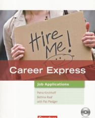 Career Express - Job Applications with Audio CD