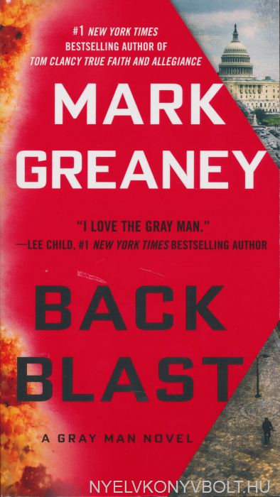 Mark Greaney: Back Blast