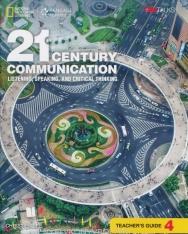 21st Century Communication 4 Teacher's Guide