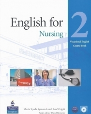English for Nursing 2 Vocational English Course Book with CD-ROM