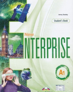 New Enterprise A1 Student's Book with DigiBook