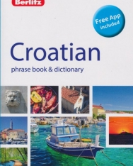 Berlitz Croatian Phrasebook & Dictionary - Free App included