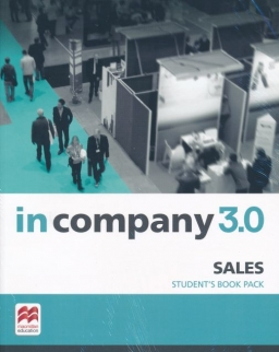 In Company 3.0 Sales Student's Book Pack with Access to the Student's Resource Centre