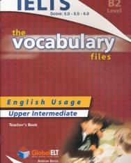 The Vocabulary Files Ielts B2 Teacher's Book - Score 5-6.