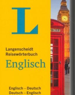 Langenscheidt Reisewörterbuch Englisch (Englisch-Deutsch, Deutsch-Englisch)