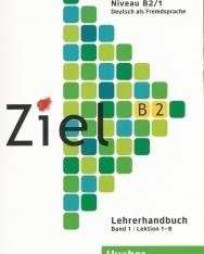 Ziel B2 Lehrerhandbuch Band 1 Lektion 1-8