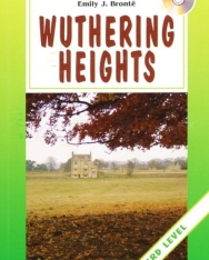 Wuthering Heights with Audio CD - La Spiga Pre-Intermediate Level A2-B1