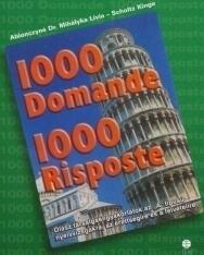 1000 Domande & Risposte - 1000 kérdés és válasz olaszul