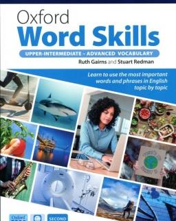 Oxford Word Skills Upper-intermediate - Advanced 2nd Edition