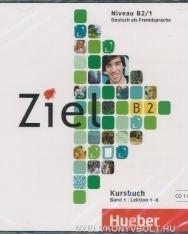 Ziel B2 Kursbuch Audio CD Band 1 Lektion 1-8