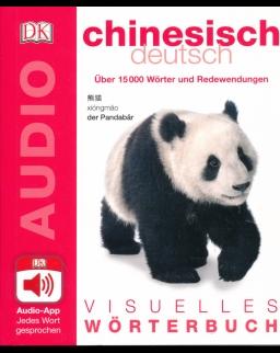 Visuelles Wörterbuch Chinesisch - Deutsch + Audio-App