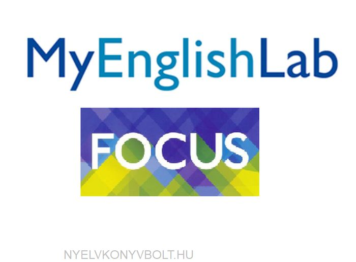 Focus 2 Student's MyEnglishLab Online Access Code (British English)