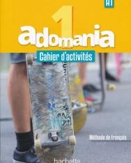 Adomania 1 - Cahier d'activités + CD audio + Parcours digital