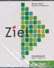 Ziel B2 Arbeitsbuch CD Band 1 Lektion 1-8