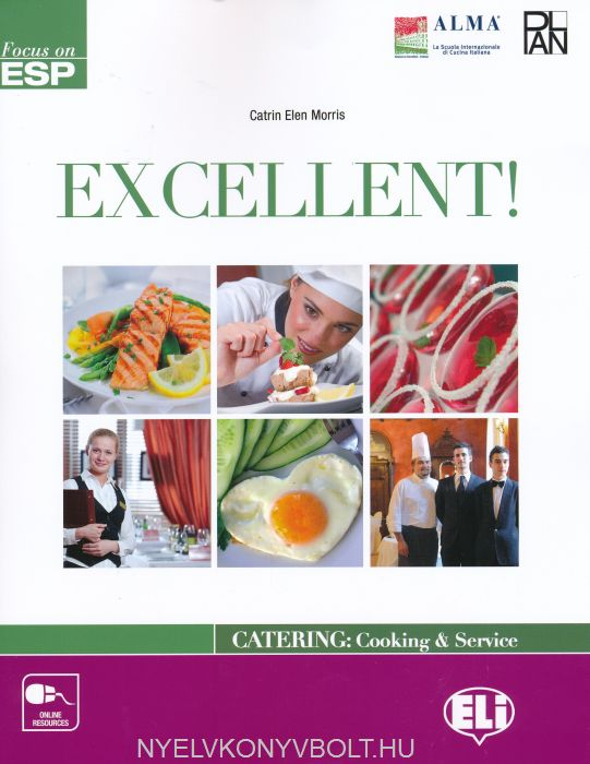 Excellent! Catering: Cooking & Service Student's Book
