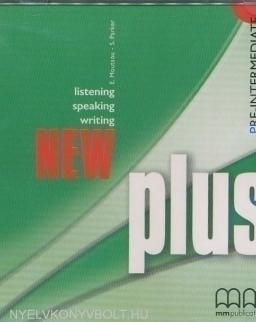 New Plus Pre-Intermediate Class Audio CD