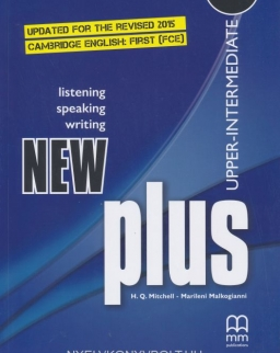 New Plus Upper-Intermediate Student's Book - Updated for the revised  2015 Cambridge FCE exam