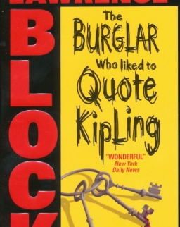 Lawrence Block: The Burglar Who Liked to Quote Kipling