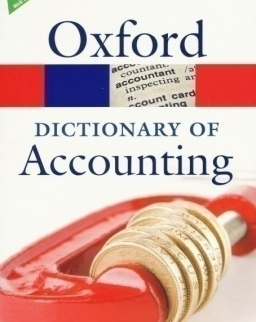 Oxford Dictionary of Accounting 4th